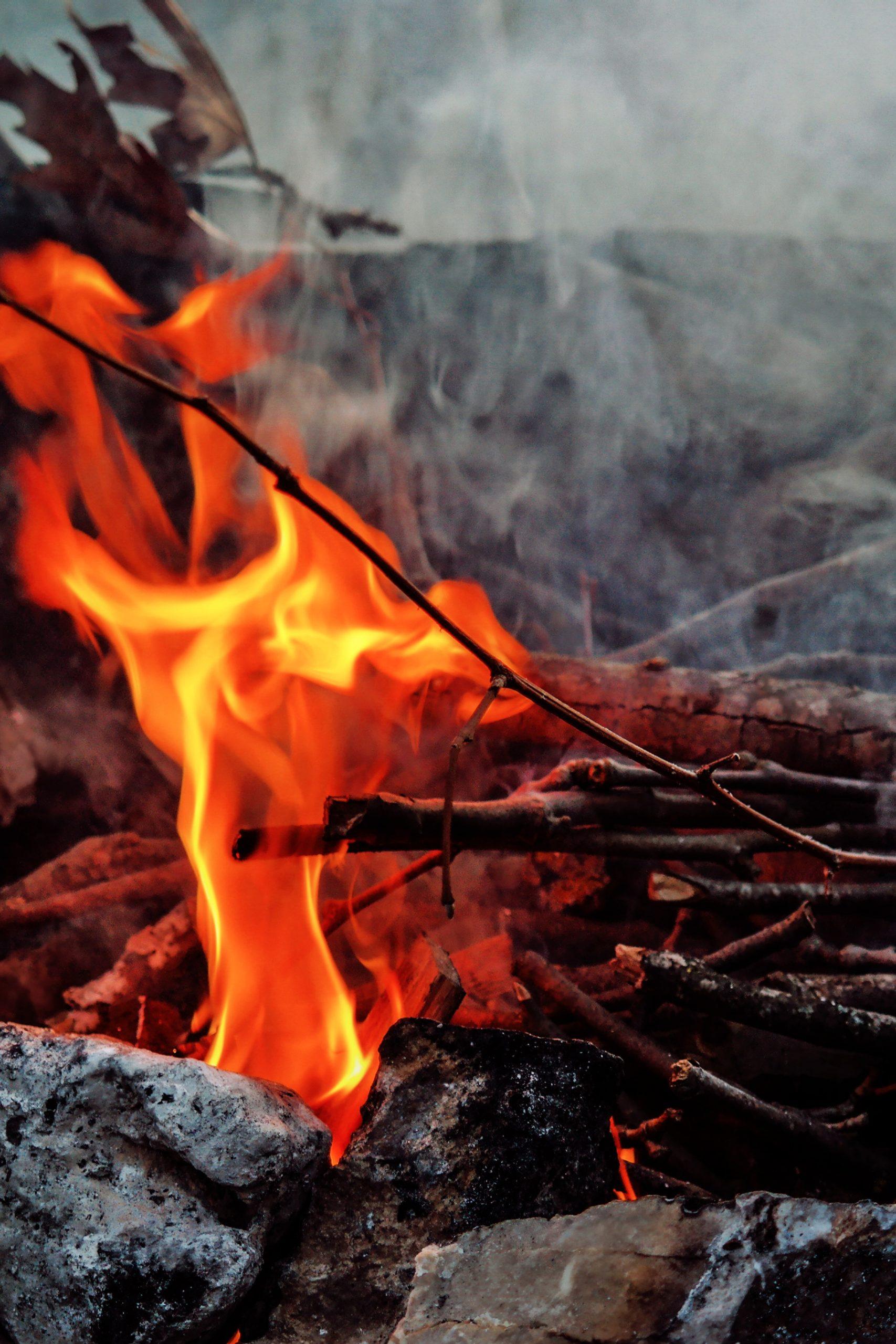 prayer – mistaking kindling for logs